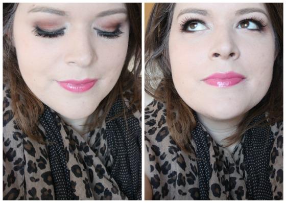 vamprie makeup