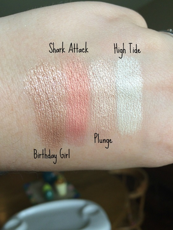 colourpop summer shadoes